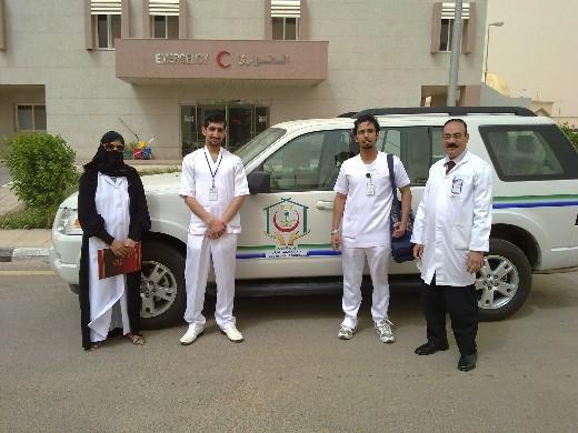 الطب المنزلي في وزارة الصحة ينفذ 1319 زيارة في بيشه