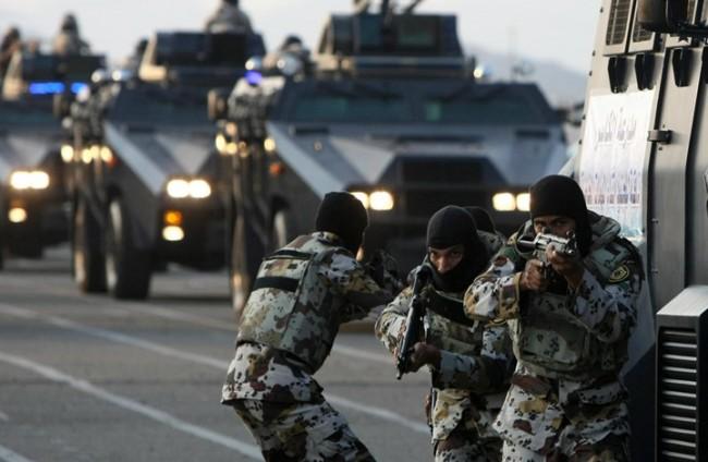 إحباط عملية إرهابية في القطيف وقتل ارهابيين