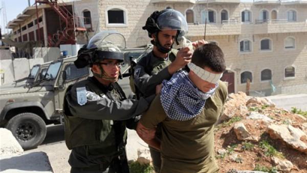 سبعة فلسطينيين يعتقلهم الاحتلال الإسرائيلي