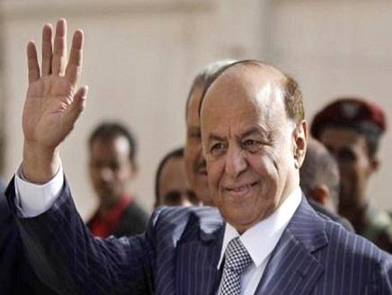 الرئيس اليمني : الجيش المدعوم من التحالف العربي على أبواب صنعاء