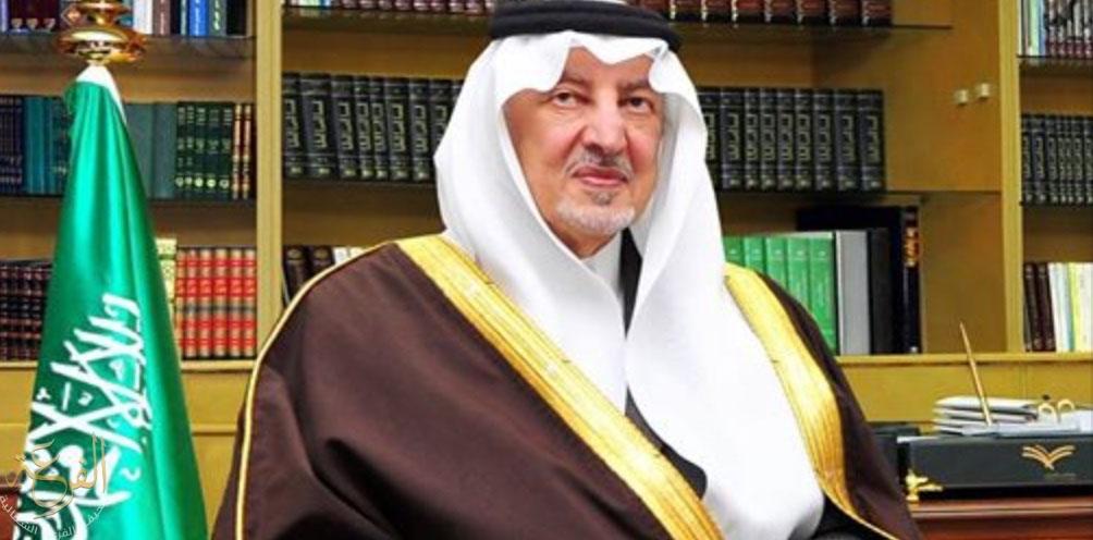 الأمير خالد الفيصل سيسلم كسوة الكعبة الجديدة لكبير السدنة