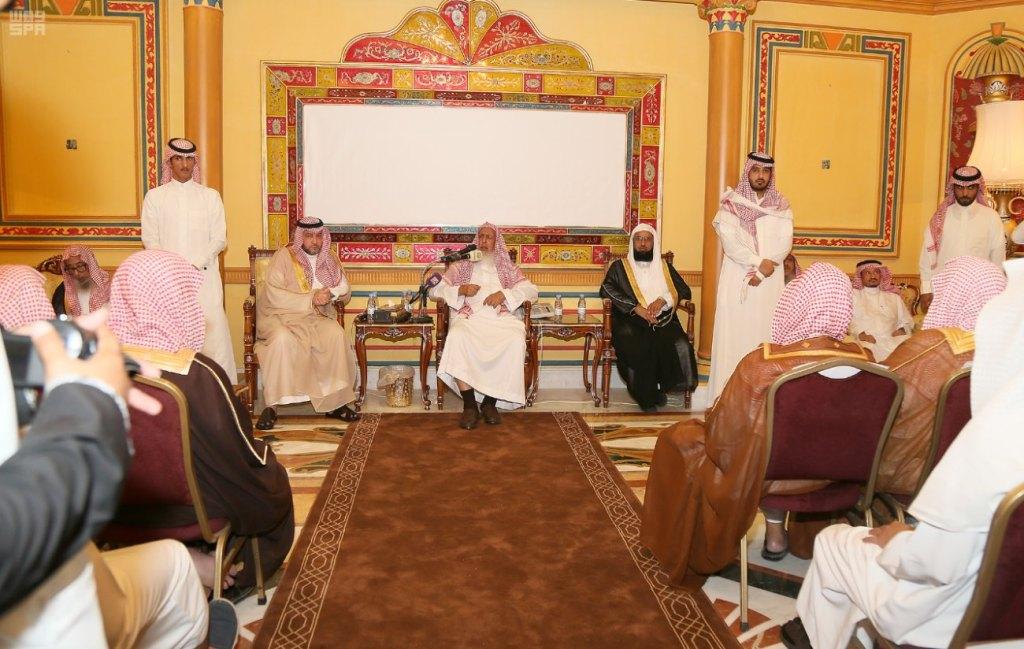 المفتي العام للمملكة يلتقي بالدعاة في مكة المكرمة