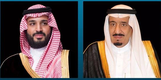 الملك سلمان وولي العهد يعزيان الرئيس الموريتاني في وفاة رئيس البلاد الأسبق