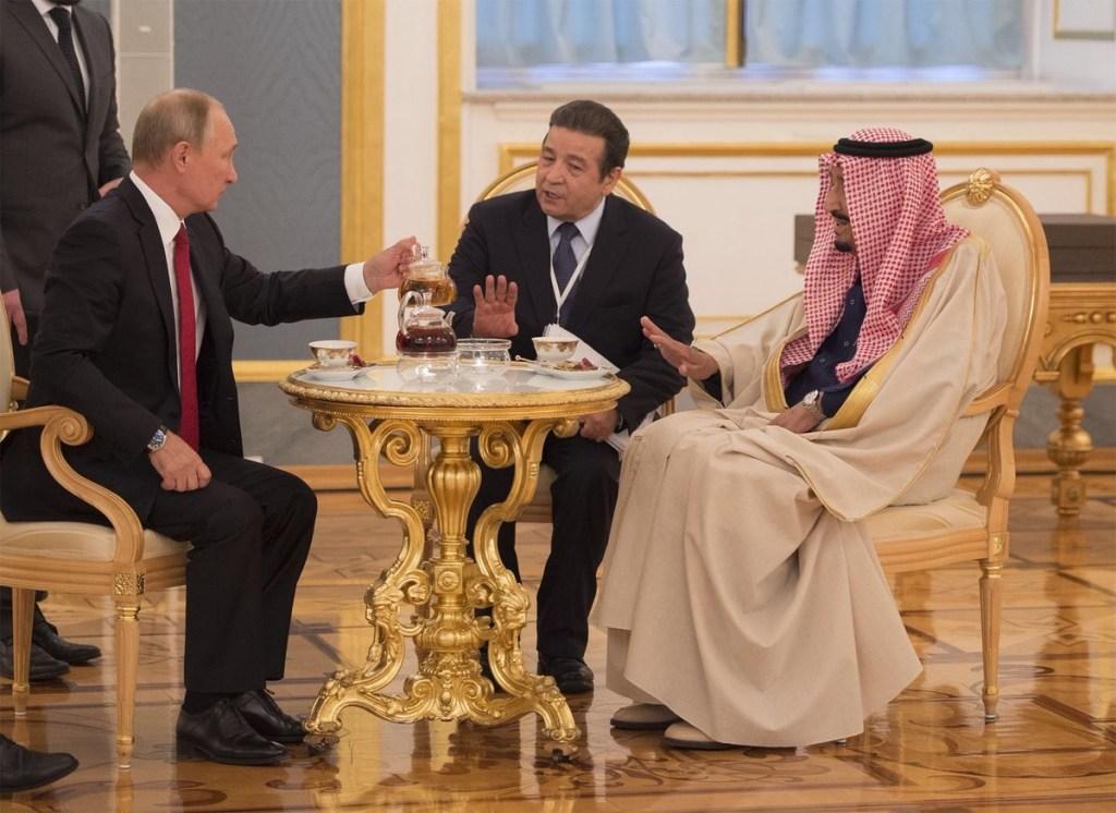 الكرملين:قضية خاشقجي لم تؤثر على تحضيرات زيارة الرئيس الروسي للسعودية