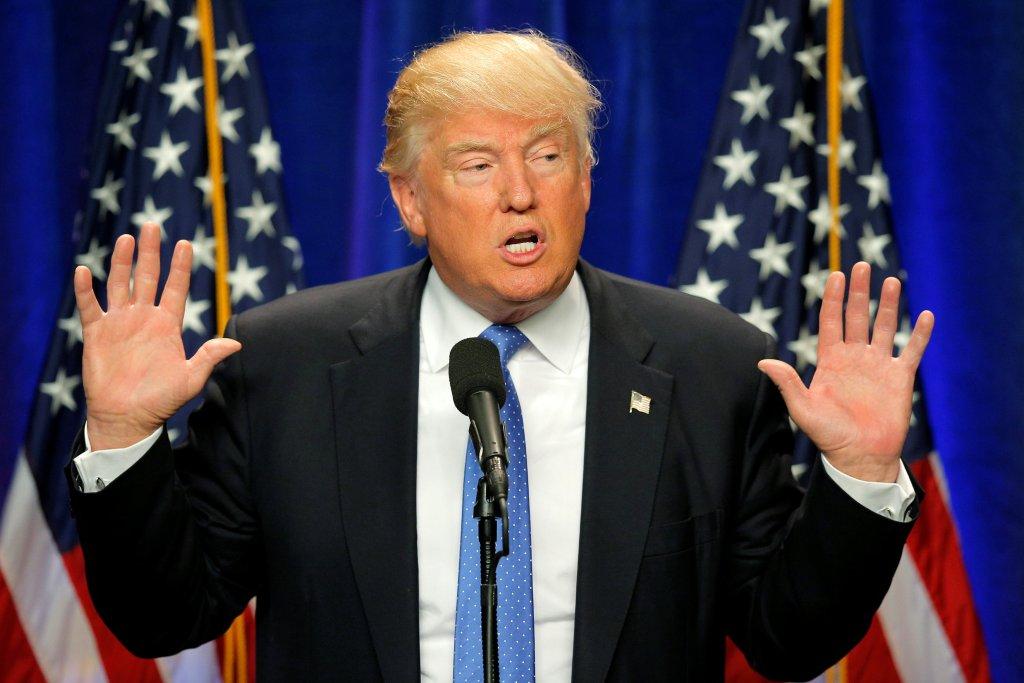 ترامب:ردنا على أي هجوم إيراني سيكون أكبر بألف مرة