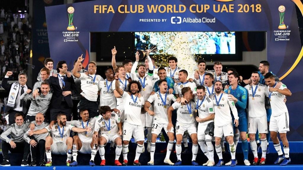 ريال مدريد بطل العالم للمرة السابعة في تاريخه