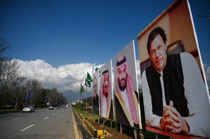 ولي العهد يزور باكستان واحتفاء رسمي وشعبي بالقيادة السعودية