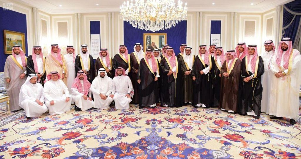الأمير فيصل بن بندر يشكر الجهات المشاركة في موسم عيد الرياض