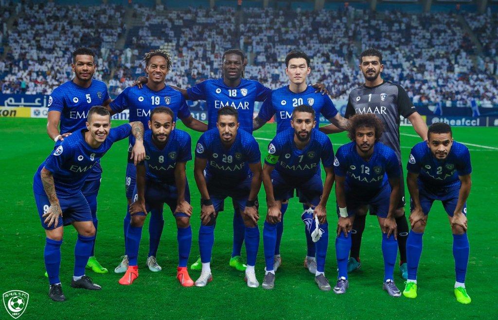 تغريم الهلال والنصر أكثر من ٩٧ الف ريال