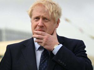 إصابة رئيس وزراء بريطانيا بفيروس كورونا