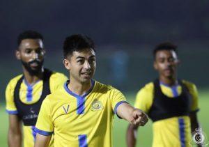 النصر في مواجهة السد القطري لتأكيد الصدارة والتعاون بخيار الفوز للتأهل