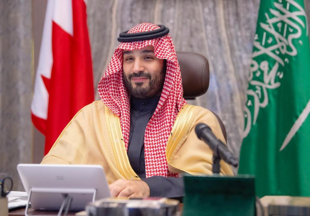 ولي العهد:علاقة متينة بين السعودية البحرين تمتد إلى سنين طويلة جداً