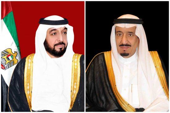 خادم الحرمين الشريفين يوجه الدعوة إلى الشيخ خليفه بن زايد لحضور القمة الخليجية