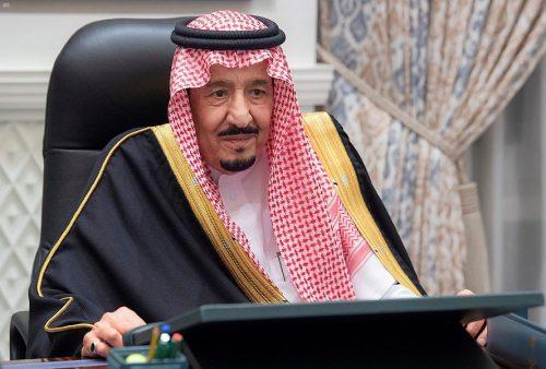 مجلس الوزراء يثمن جهود خادم الحرمين الشريفين في إدارته الخطط التطويرية لمدينة الرياض