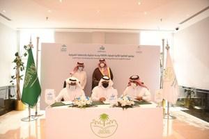بحضور الأمير تركي بن محمد .. توقيع اتفاقية لتوفير ألف وحدة سكنية للأسر الأشد حاجة
