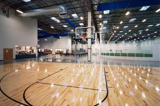 Folsom Sports Complex  Alston Construction Company