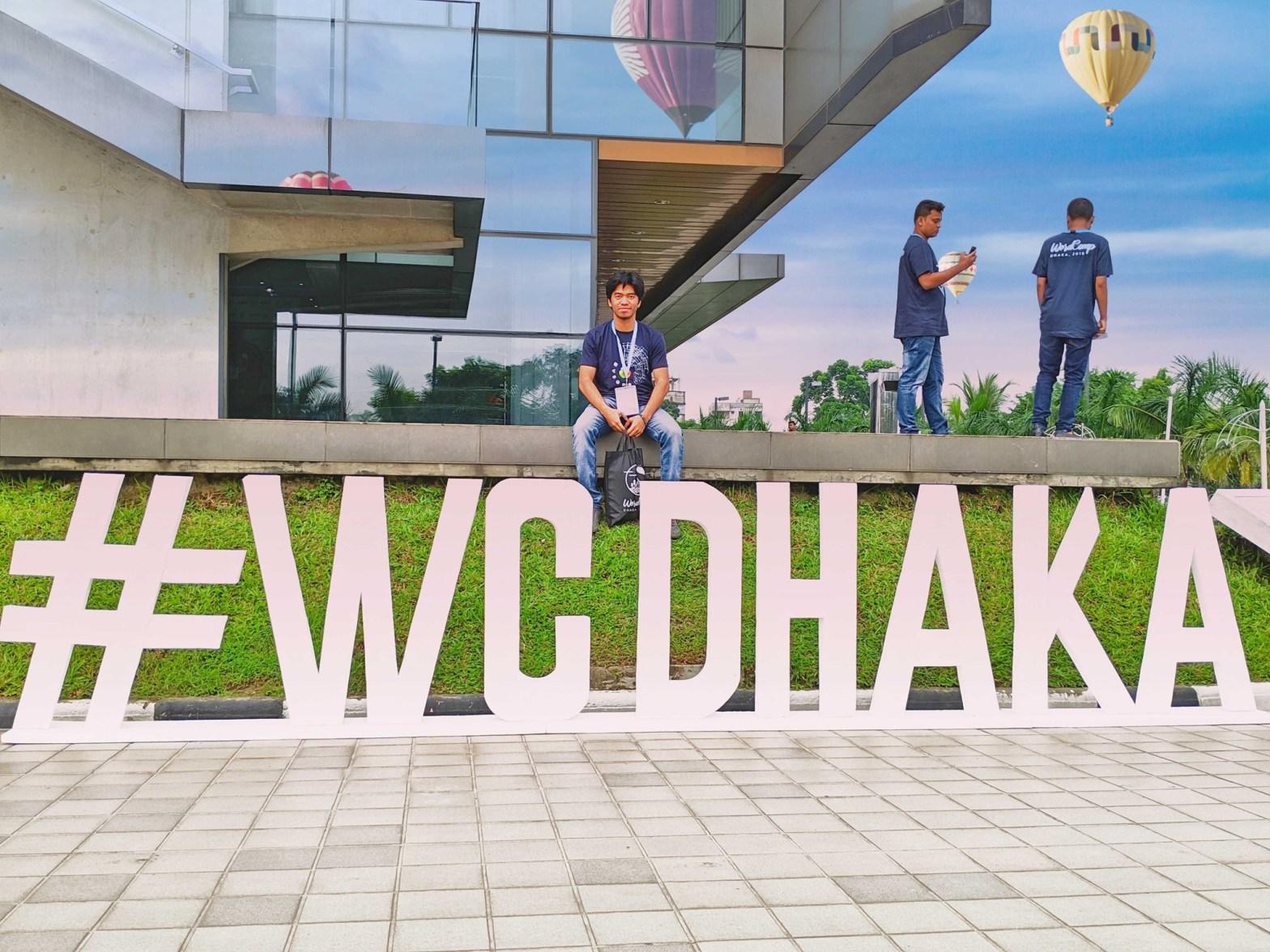 WordCamp Dhaka 2019