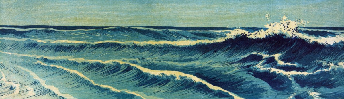 Flash Fiction Friday: The Path of the Sea