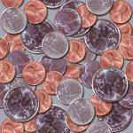 Picture of coins