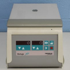 Emergency Heat Sequencer Three Way Meter In Deutsch Heraeus Kendro Lab Biofuge Pico Benchtop Centrifuge