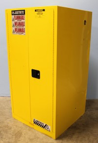 Justrite 60 Gallon Flammable Storage Cabinet | Cabinets ...