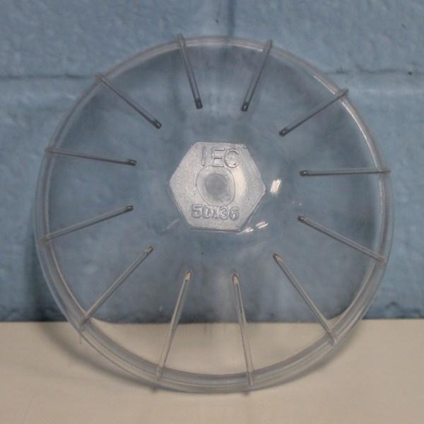 Refurbished Iec Clear Bucket Lids 50136