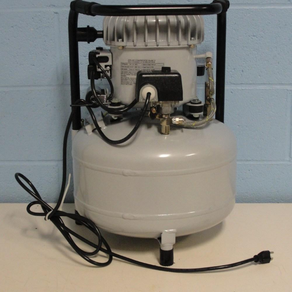 medium resolution of  jun air model 6 25 compressor image
