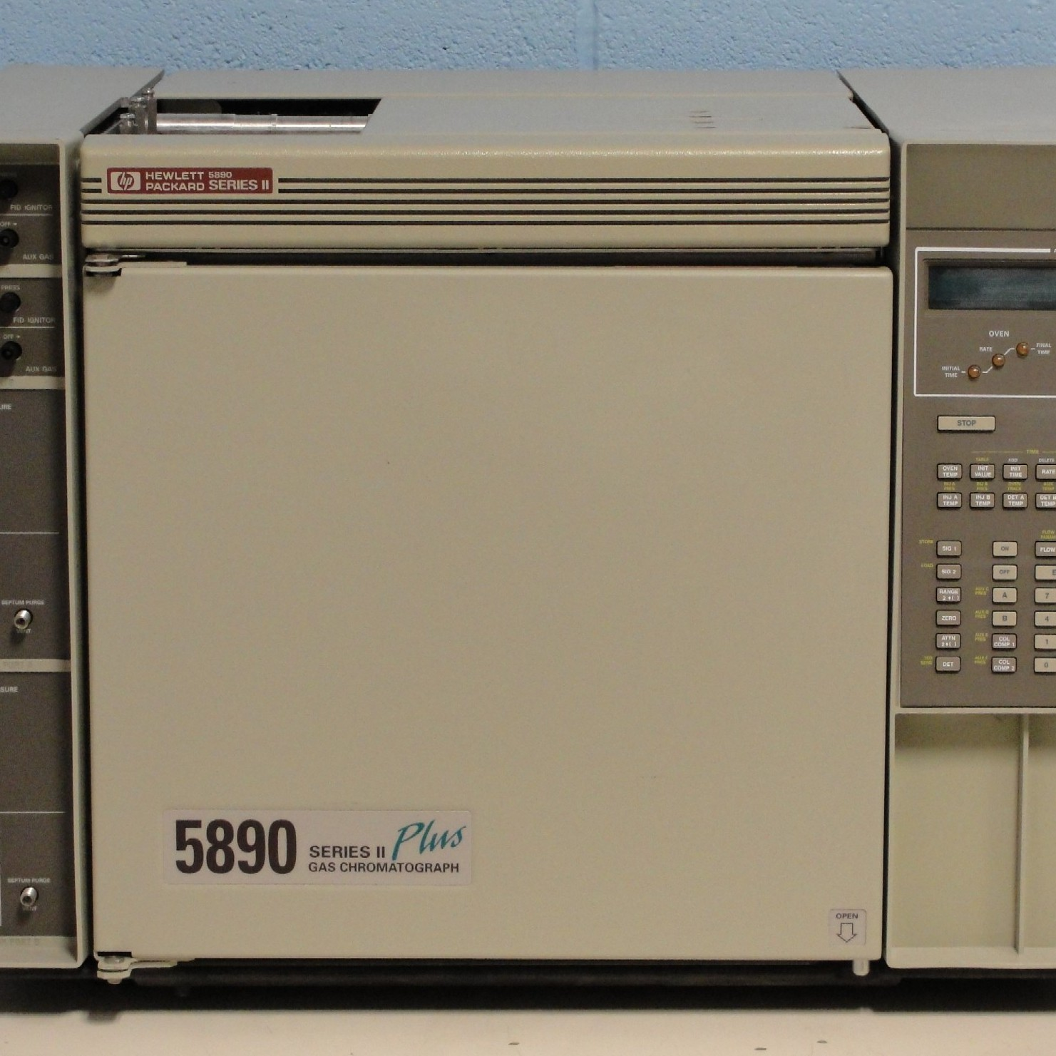 Refurbished Hewlett Packard Hp Series Ii Plus Gas
