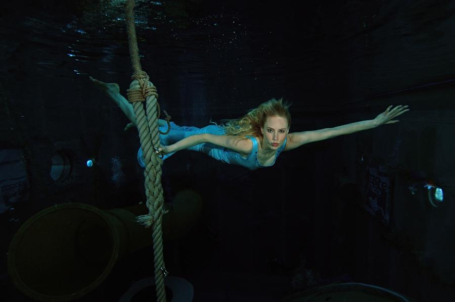 Swimming under the Sea  Elischeba  Reise Lifestyle