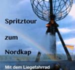 Spritztour zum Nordkap - Mit dem Liegefahrrad zum Nordkap