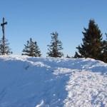 Baumgartenschneid im Schnee