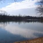 und der Pochender Weiher (Unterföhringer See) selbst