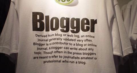 Blogger Tshirt