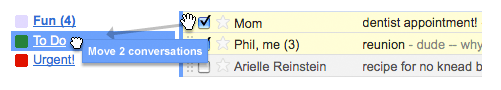 Nuevo etiquetado en Gmail