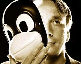 Linus Torvalds, el original Linux