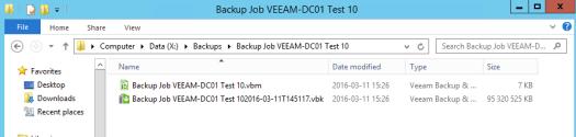 32 - Test 10 - file size