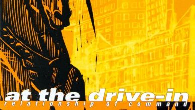 At the Drive-In, Relationship of Command