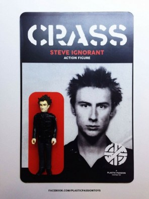 steve ignorant - crass