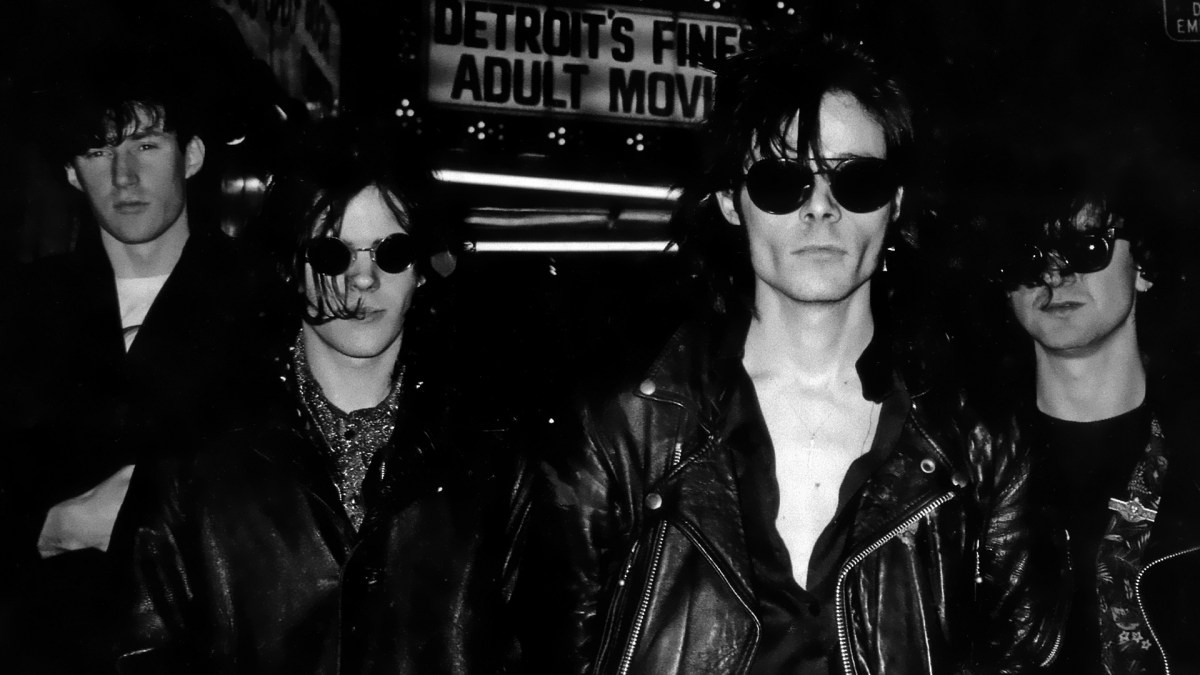 Don't hold your breath for another Sisters of Mercy album