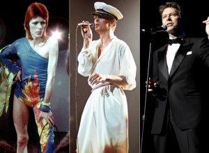 David Bowie and fashion