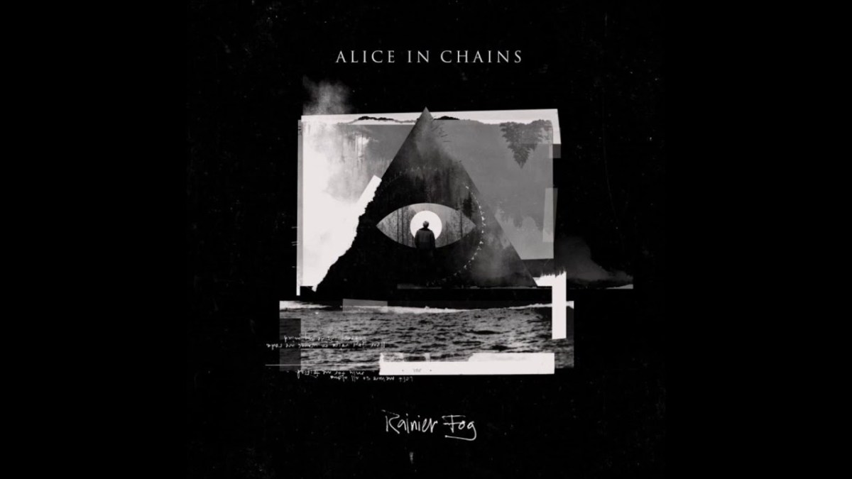 Alice In Chains - Rainier Fog review