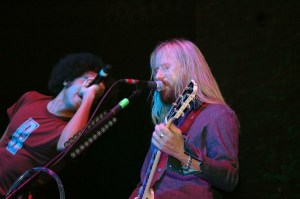 Jerry Cantrell and William DuVall - Alice in Chains