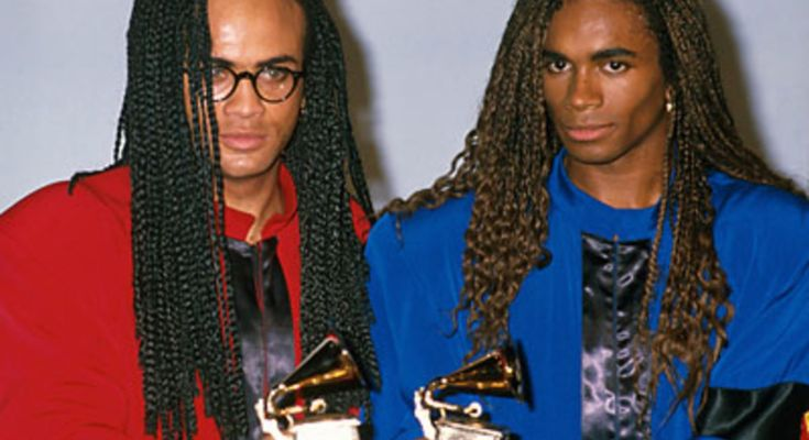 Mili Vanilli - famous example of bands lip suncing