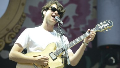 Ezra Koenig and Vampire Weekend return with single Harmony Hall