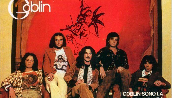 Goblin - Italian prog rock band known for their horror movie soundtracks