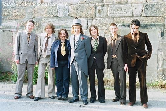 What is hipster music? Belle and Sebastian also knwn as a bunch of hipsters.