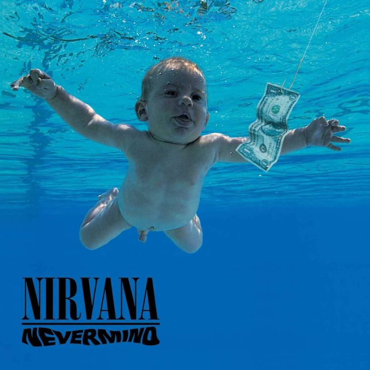 Nirvana - Nevermind album artwork