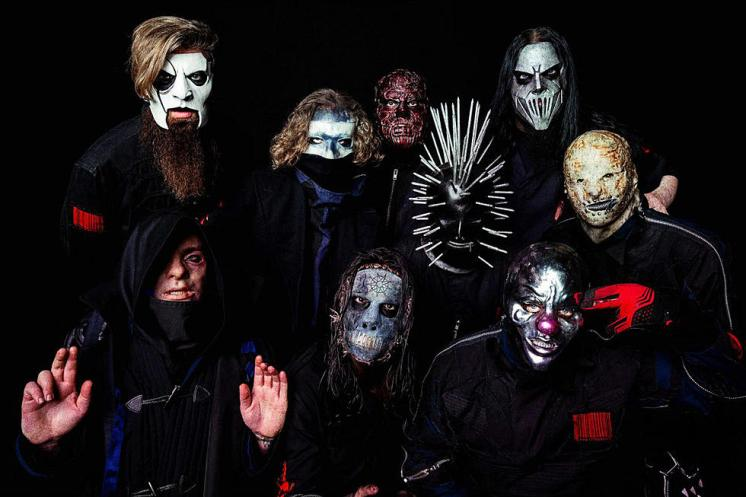 Slipknot ahead of new album