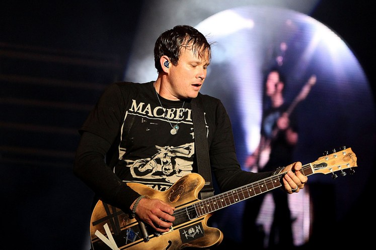 Tom DeLonge - Blink-182 reunion ?