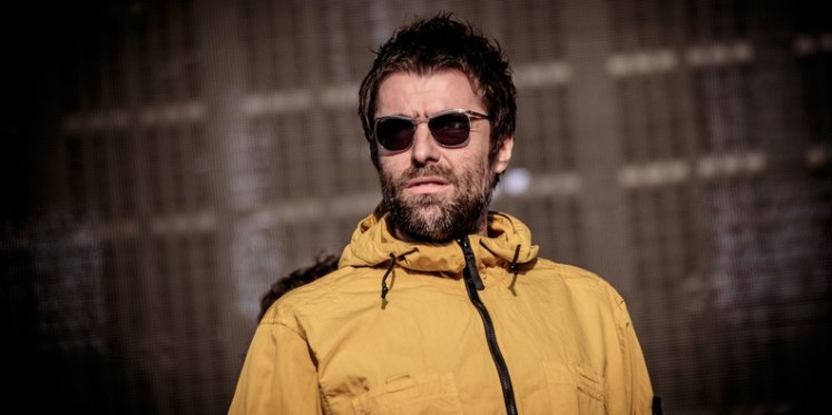 Liam Gallagher (Photo by Sergione Infuso/Corbis via Getty Images)